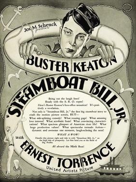 Steamboat Bill Jr., 1928