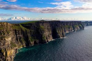 Cliffs of Moher by Stede Bonnett
