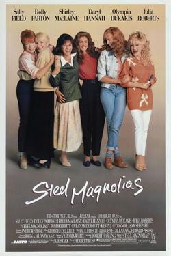 STEEL MAGNOLIAS [1989], directed by HERBERT ROSS.