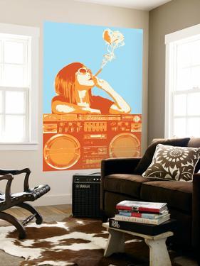 Boom Box Joint - Orange by Steez