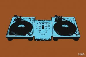 Coffin Turntables by Steez