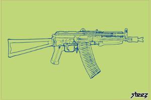 Gun by Steez