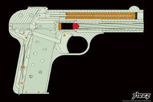 Handgunner - Orange by Steez