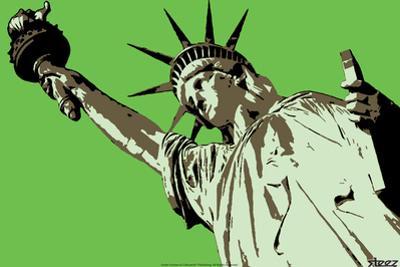 Steez Lady Liberty - Green