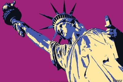 Steez Lady Liberty - Pink