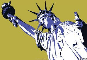 Steez Lady Liberty - Yellow