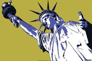 Steez Lady Liberty - Yellow