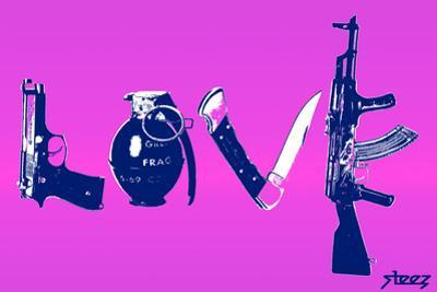 Love (Weapons) Purple by Steez