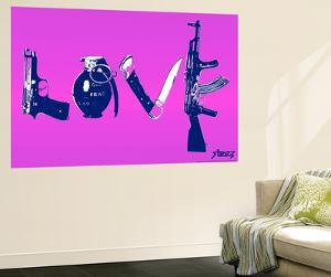 Love (Weapons) Purple by Steez