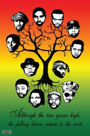 Steez - Roots Tree by Steez