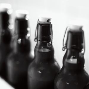 Swing-Top Beer Bottles by Stefan Braun