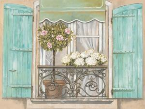 French Shutters 2 by Stefania Ferri