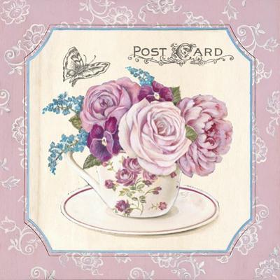 Teatime Roses by Stefania Ferri