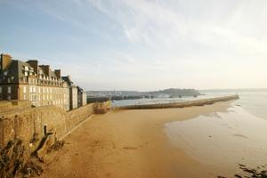 Old Town, St. Malo, France by Stefano Amantini