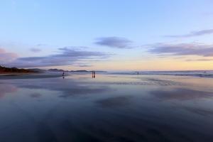 Playa Coyote Beach. by Stefano Amantini