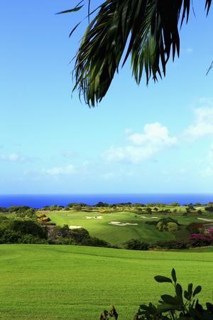 Sandy Lane, Green Monkey Golf Course