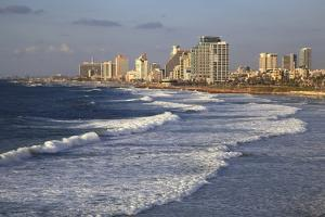 Tel Aviv View from the Old Jaffa. by Stefano Amantini