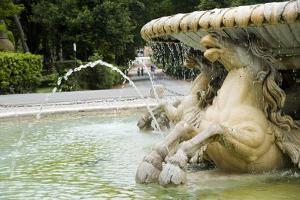 Villa Borghese Park by Stefano Amantini