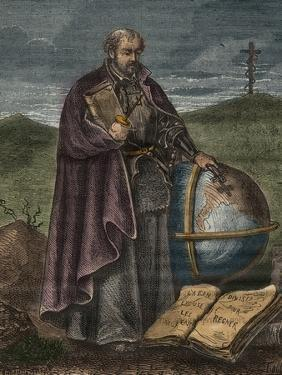 St. Ignatius of Loyola by Stefano Bianchetti