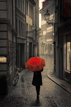 Red Rain by Stefano Corso