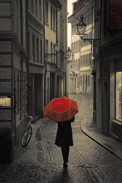 Red Rain by Stefano Corso