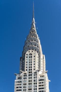 Chrysler Building, Manhattan, New York, USA by Stefano Politi Markovina