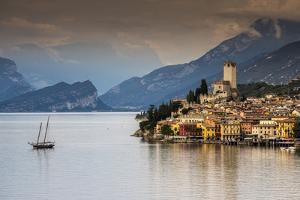 Malcesine, Lake Garda, Veneto, Italy by Stefano Politi Markovina