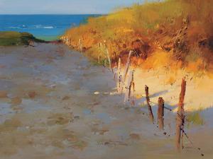 Sunset Beach by Stefano