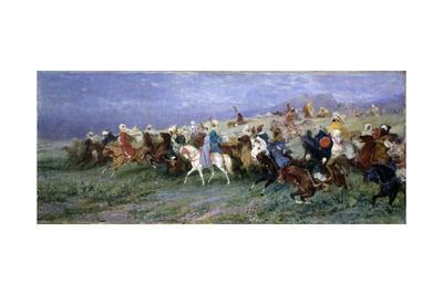 Arabian Fantasy, 1875-1880
