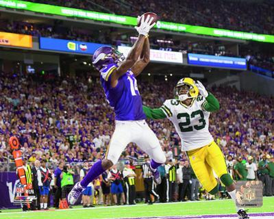 Stefon Diggs 2016 Action