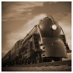 Retro Streamliner by Steidl