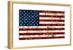 American Flag by Stella Bradley