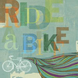 Bikes 4 by Stella Bradley