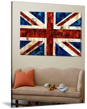 British Flag by Stella Bradley