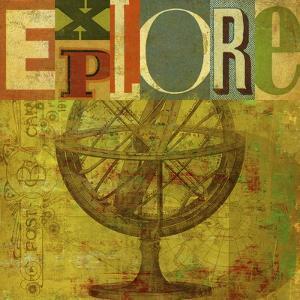 Explore by Stella Bradley