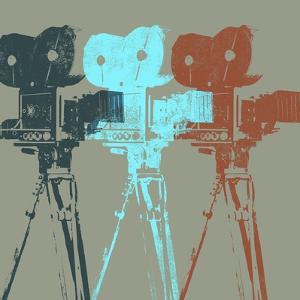 Projectors by Stella Bradley