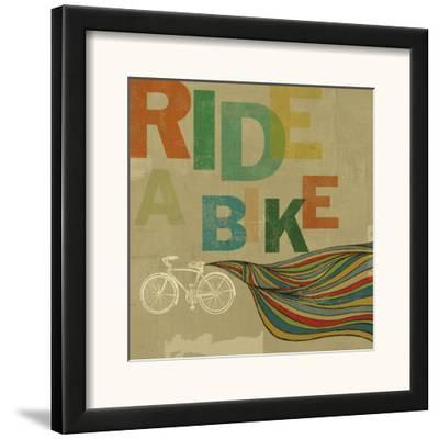 Ride A Bike by Stella Bradley