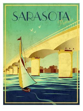 Sarasota by Stella Bradley