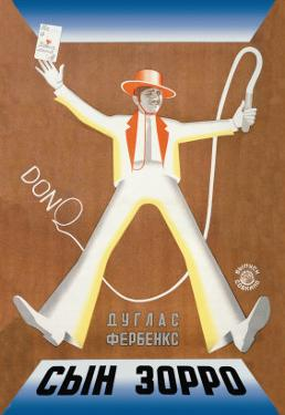 Don Q- Son of Zorro by Stenberg Brothers
