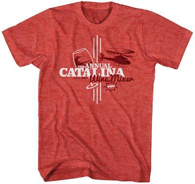 Step Brothers- Catalina Wine Mixer