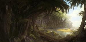 Jungle by Stephane Belin