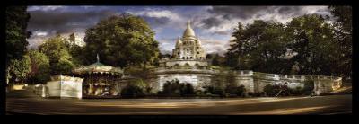 Le Sacre-Coeur, Paris