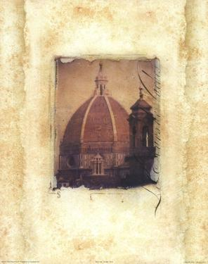 Dome, Italy by Stephanie French