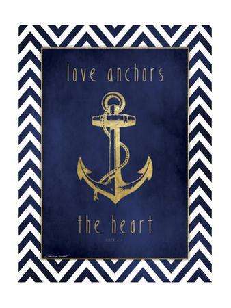 Anchor and Gold by Stephanie Marrott