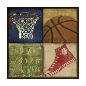 Basketball 4 Patch by Stephanie Marrott