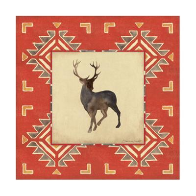 Deer Blanket by Stephanie Marrott