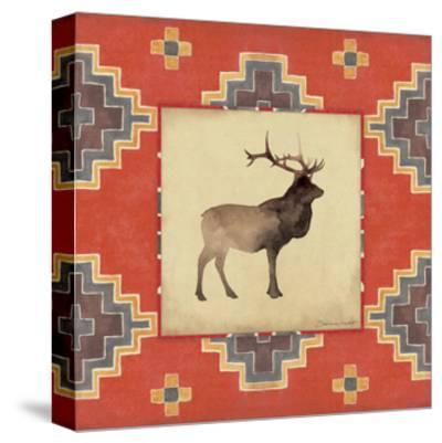 Elk Blanket by Stephanie Marrott