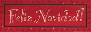 Feliz Navidad by Stephanie Marrott