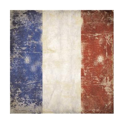 French Flag by Stephanie Marrott