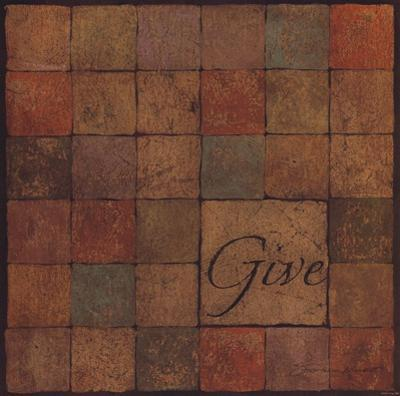 Give - square by Stephanie Marrott